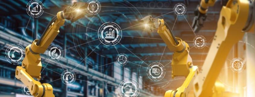 IIoT Smart Technology mol industriele automatisering